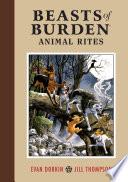 Beasts of Burden Volume  Animal Rites