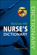 McGraw Hill Nurse s Dictionary