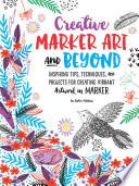 Creative Marker Art   Beyond