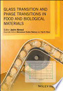 Glass Transition And Phase Transitions In Food And Biological Materials book