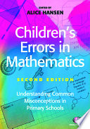Children s Errors in Mathematics