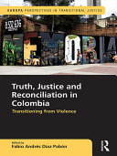 download ebook truth, justice and reconciliation in colombia pdf epub