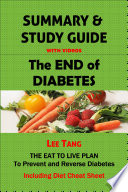 Summary   Study Guide   The End of Diabetes