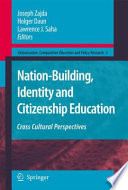 Nation Building  Identity and Citizenship Education