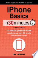 iPhone Basics In 30 Minutes