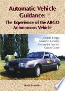 Automatic Vehicle Guidance
