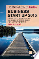 The Financial Times Guide To Business Start Up 2015 Epub Ebook