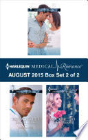 Harlequin Medical Romance August 2015 Box Set 2 Of 2