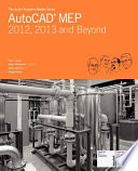 The Aubin Academy Master Series  AutoCAD MEP  2012  2013 and beyond