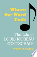 Where The Word Ends : ...