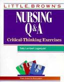 Little  Brown s Nursing Q A
