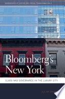 Bloomberg S New York