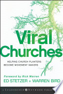 Viral Churches Plants Based On A Study That Was