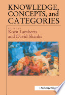 Knowledge Concepts And Categories book