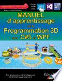 Manuel de la programmation 3D avec C 5 et WPF