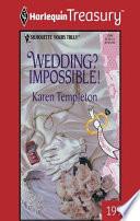 Wedding  Impossible