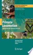 Primate Locomotion book