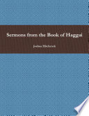 Sermons from the Book of Haggai