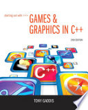 Starting Out with Games   Graphics in C