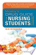 Mosby S Drug Guide For Nursing Students