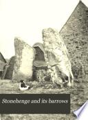 Stonehenge and Its Barrows Book PDF