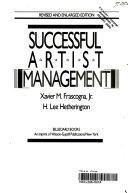 Successful artist management