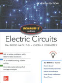 Schaum s Outline of Electric Circuits  Seventh Edition