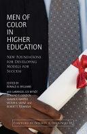 Men of Color in Higher Education