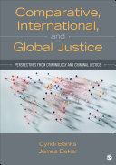 Comparative, International, and Global Justice