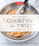 The Complete Cooking for Two Cookbook  Gift Edition