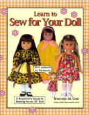 Learn To Sew For Your Doll