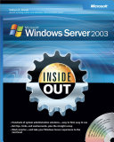Microsoft   Windows ServerTM 2003 Inside Out