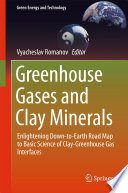 Greenhouse Gases and Clay Minerals