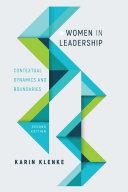 download ebook women in leadership pdf epub