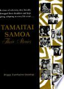 Tamaitai Samoa Their St