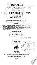 Histoire Impartiale Des R Volution De France
