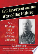 G S  Isserson and the War of the Future