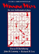 Winning Ways, for Your Mathematical Plays: Games in particular