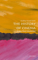 The History of Cinema: A Very Short Introduction Book