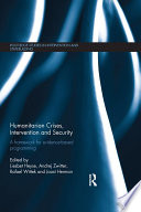 Humanitarian Crises  Intervention and Security