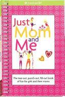 Just Mom And Me : this book is full of fun...