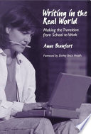 Writing in the Real World Book PDF