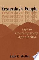 Yesterday S People : has often been criticized, romanticized or derided, but...