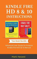 Kindle Fire Hd 8 10 Instructions