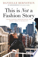 Book This is Not a Fashion Story