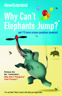 Why Can't Elephants Jump? Book Cover