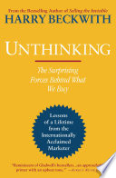 Unthinking by Harry Beckwith