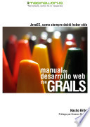 Manual De Desarrollo Web Con Grails