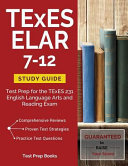 TExES Elar 7 12 Study Guide