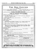 The Dog Fancier